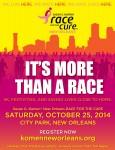 2014 SGK RACE SAVE DATE
